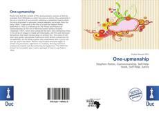 Bookcover of One-upmanship