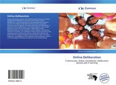 Online Deliberation的封面
