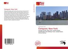 Bookcover of Conquest, New York