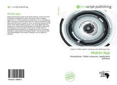 Buchcover von Mobile App