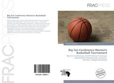Bookcover of Big Ten Conference Women's Basketball Tournament