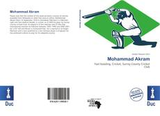 Bookcover of Mohammad Akram