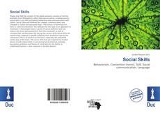 Portada del libro de Social Skills