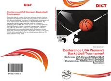 Copertina di Conference USA Women's Basketball Tournament