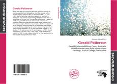 Bookcover of Gerald Patterson