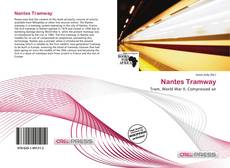 Bookcover of Nantes Tramway