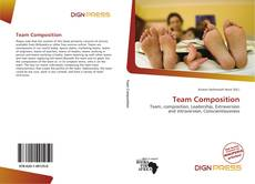 Portada del libro de Team Composition