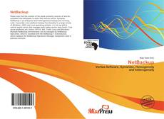 Bookcover of NetBackup