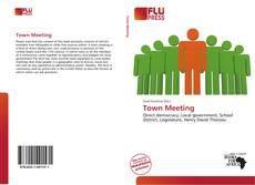 Обложка Town Meeting