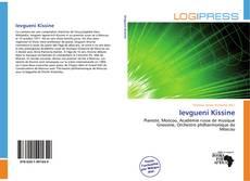 Bookcover of Ievgueni Kissine