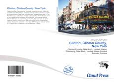 Buchcover von Clinton, Clinton County, New York