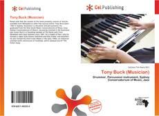 Bookcover of Tony Buck (Musician)