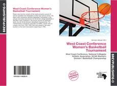 West Coast Conference Women's Basketball Tournament的封面