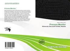 Capa do livro de Process Monitor