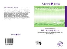 Bookcover of 389 Directory Server