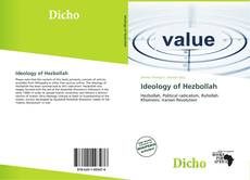 Bookcover of Ideology of Hezbollah