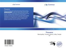 Portada del libro de Tiruvarur