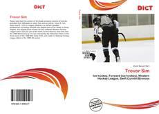Bookcover of Trevor Sim