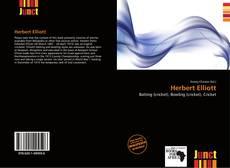 Buchcover von Herbert Elliott