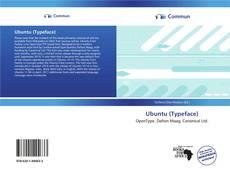 Couverture de Ubuntu (Typeface)