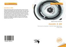 Bookcover of Zenith Z-89