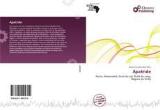 Bookcover of Apatride