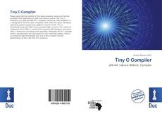 Tiny C Compiler的封面