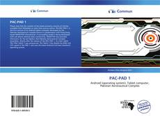 Bookcover of PAC-PAD 1