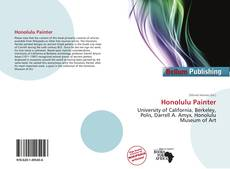 Bookcover of Honolulu Painter