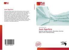Portada del libro de Juan Aguilera
