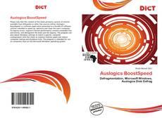 Обложка Auslogics BoostSpeed