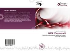 Buchcover von DATE (Command)