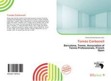 Bookcover of Tomás Carbonell