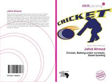 Bookcover of Jahid Ahmed