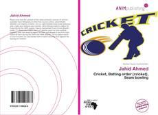 Portada del libro de Jahid Ahmed