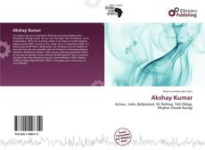 Capa do livro de Akshay Kumar