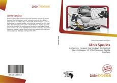 Bookcover of Jānis Sprukts