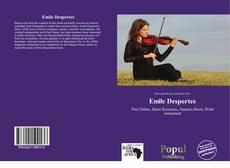 Buchcover von Emile Desportes