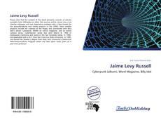 Buchcover von Jaime Levy Russell