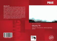 Bookcover of Ubuntu TV
