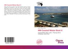 HM Coastal Motor Boat 4 kitap kapağı