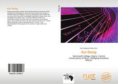Bookcover of Kui Dong