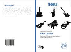 Bookcover of Nico Dostal