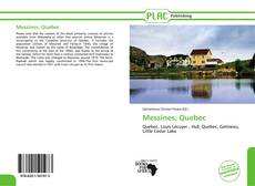 Bookcover of Messines, Quebec