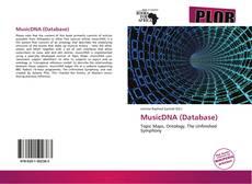 Bookcover of MusicDNA (Database)