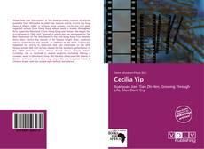 Cecilia Yip kitap kapağı