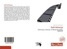 Bookcover of Salil Acharya