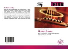 Richard Emsley kitap kapağı