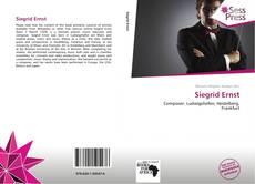Buchcover von Siegrid Ernst