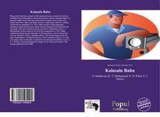 Kalasala Babu的封面